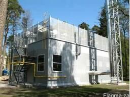 Газопоршневая электростанция SUMAB (MWM) 2000 Квт - фото 1