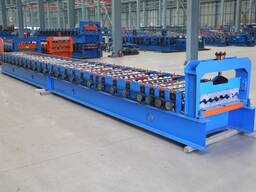 1125 roof tile forming machine