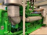 Б/У газовый двигатель Jenbacher J 620 GSE01,2800 Квт,2001 г. - photo 7