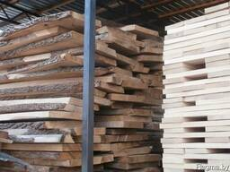 Board oak, beech, ash of those. drying 8-10% moisture