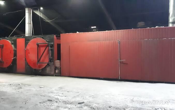 Charcoal kiln UMT -5 - new
