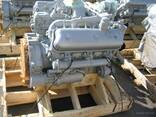 Complete engine - YaMZ 236. Installed on MAZ, URAL, KRAZ vehicles and water-supply station - photo 1