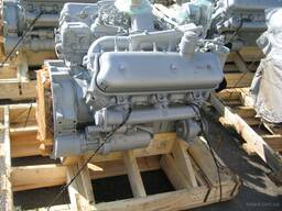 Complete engine - YaMZ 236. Installed on MAZ, URAL, KRAZ vehicles and water-supply station