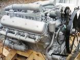 Complete engine - YaMZ 238D, 238DE2. Installed on MAZ, URAL, KRAZ. - photo 1