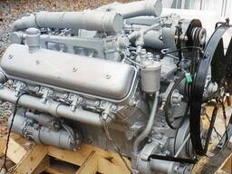 Complete engine - YaMZ 238D, 238DE2. Installed on MAZ, URAL, KRAZ.