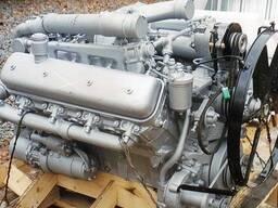 Complete engine - YaMZ 238D, 238DE2. Installed on MAZ, URAL, KRAZ.