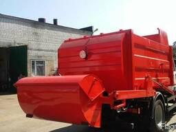 Garbage truck - photo 2