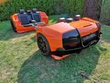 Luxury racing sofas lamborgini murcelago - photo 6