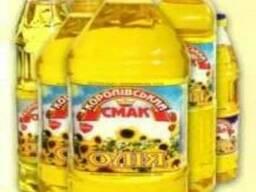 Sunflower Oil, Crude & Refined. Ukraine Origin. - фото 5