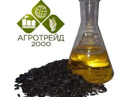 Sunflower oil from the manufacturer