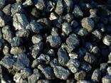 Уголь антрацит АШ, АС , АМ, АО, АКО | coal anthracite - фото 1
